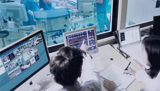 Laboratoires, cabinets d'assurance ou opérateurs de surveillance